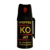 Струйный газовый баллончик PFEFFER KO JET, 40 мл