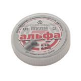 Пули пневматические Альфа 4,5 мм 0,5 грамм (150 шт.)